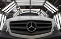 Triệu hồi gần 1,3 triệu xe sang Mercedes-Benz dính lỗi phần mềm