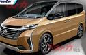 Nissan Serena 2021 thế hệ mới sẽ ra mắt vào tháng 10/2020