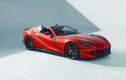 Novitec ra mắt gói nâng cấp siêu xe Ferrari 812 GTS mui trần