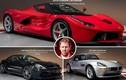 Sebastian Vettel bán dàn siêu xe trị giá hơn 230 tỷ đồng