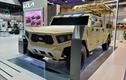 Kia giới thiệu xe tải quân sự hầm hố, đa nhiệm tại IDEX 2021