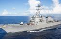 Việt Nam lên tiếng về hoạt động của tàu chiến Mỹ ở Biển Đông
