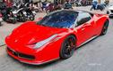 """Siêu xe Ferrari 458 Italia hơn 10 năm tuổi, """"hàng hiếm"""" ở Sài Gòn"""