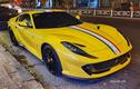 """Siêu xe Ferrari 812 Superfast hơn 27 tỷ """"thay áo mới"""" tại Sài Gòn"""