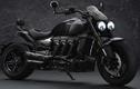 """""""Xế nổ"""" Triumph Rocket 3 Black Edition, giới hạn chỉ 1000 chiếc"""