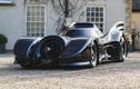 """Đấu giá """"siêu xe dơi"""" Batmobile đời 1989 từ 622 triệu đồng"""