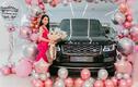 """Hoa khôi Huỳnh Mai """"tậu"""" Range Rover Autobiography LWB hơn 10 tỷ"""
