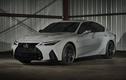 Chi tiết xe sang thể thao Lexus IS 500 F Sport đặc biệt