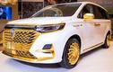 """Nghệ nhân Trung Quốc """"hoá vàng"""" MPV giá rẻ Roewe iMax8 400TGI 2021"""