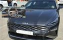 """Ngắm chi tiết nội thất Kia K8 ngoài đời thực, """"đấu"""" Toyota Avalon"""