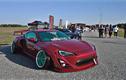 """Toyota 86 độ phong cách """"stance"""" độc và dị nhất thế giới"""