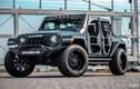 """Jeep Wrangler độ """"quái thú dữ tợn"""" hàng khủng chỉ 84 triệu đồng"""