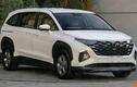 """Hyundai Custo 2022 hoàn toàn mới, """"đối thủ"""" Kia Sedona lộ diện"""