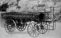 Daimler của Mercedes chế tạo xe tải đầu tiên trên thế giới