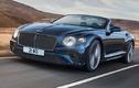 Chi tiết xe siêu sang Bentley Continental GT Speed Convertible 2021