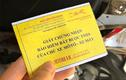 Mức đóng bảo hiểm bắt buộc xe ôtô từ 3/2021 là bao nhiêu?