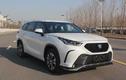 """Xe sang Toyota Crown 2022 phiên bản SUV """"lộ hàng"""" tại Trung Quốc"""