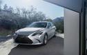 Lexus ES 2022 trình làng: Ngoại thất sắc sảo, cabin cao cấp