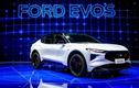 Ra mắt Ford Evos tự lái cấp độ 2, màn hình rộng 1,1 m