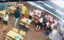 CSGT TPHCM nổ súng ngăn vụ hỗn chiến trong quán nhậu