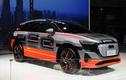 """Audi Shanghai hạng sang chạy điện mới """"chào hàng"""" Trung Quốc"""