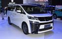Cận cảnh Toyota Crown Vellfire từ 2,97 tỷ đồng tại Trung Quốc