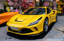 """""""Hot girl"""" 9X Sài Gòn độ Novitec cho Ferrari F8 Spider hơn 20 tỷ"""