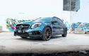 """Ngắm Mercedes-AMG GLA độ """"nội công"""" và dàn áo khủng nhất Việt Nam"""