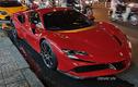 Ngắm siêu xe Ferrari SF90 Stradale không dưới 30 tỷ tại Sài Gòn