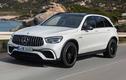 SUV Mercedes-AMG GLC 63 S 2022 trình làng, SUV mạnh nhất