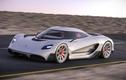 Viritech Apricale - siêu xe chạy bằng hydro đầu tiên trên thế giới