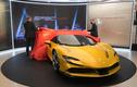 """Ferrari SF90 Spider hơn 26 tỷ ở Hồng Kông, đại gia Việt """"phát thèm"""""""