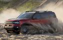 Ford Bronco Sport 2021 được xếp hạng an toàn Top Safety Pick+ từ IIHS