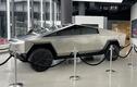 """Tesla Cybertruck """"bằng xương, bằng thịt"""" - giống như xe viễn tưởng"""
