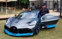 Siêu phẩm Bugatti Divo hơn 330 tỷ đồng đầu tiên đến Đông Nam Á