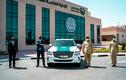 """Genesis GV80 2021 mới gia nhập đội cảnh sát """"nhà giàu"""" Dubai"""