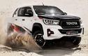 Chi tiết bán tải thể thao Toyota Hilux GR Sport 2021 mới