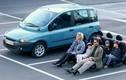 Fiat Multipla - mẫu xe gia đình kỳ lạ và xấu xí nhất thế giới