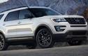 Ford tiếp tục triệu hồi gần 775.000 xe Explorer trên toàn cầu