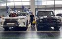 """Đại gia Cao Bằng tậu """"chuyên cơ mặt đất"""" Lexus LX 570 hơn 9 tỷ"""