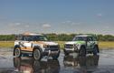 Land Rover bắt tay Bowler ra mắt xe đua địa hình Defender 90