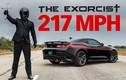 """Chevrolet Camaro Exorcist """"quái vật"""" 1.000 mã lực hơn 3 tỷ đồng"""