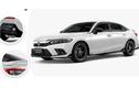 """Honda Civic 2022 """"hàng hot"""" độ ngầu hơn chỉ với 6,1 triệu đồng"""