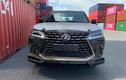 """""""Đập thùng"""" Lexus LX570 Black Edition 2021 gần 10 tỷ về Việt Nam"""