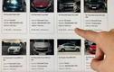Xe ôtô tại Việt Nam thanh lý siêu rẻ, có nên mua?