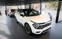 Tận thấy Kia Sportage 2022 bản trục cơ sở ngắn tại châu Âu