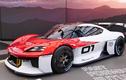 Porsche Mission R - xe đua điện hơn 1.000 mã lực ra mắt