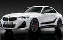BMW 2-Series Coupe 2022 tăng sức hấp dẫn với M Performance