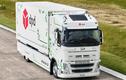 Xe tải điện lập kỷ lục thế giới - chạy tới 1.099 km/lần sạc