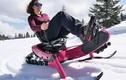 Arosno e-trace - xe đạp điện trượt tuyết giá 179 triệu đồng